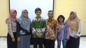 Kuliah Umum Kimia Kuantum Non-Kalkulus Untuk Memahami Kimia Organik dan Anorganik Bersama Dr
